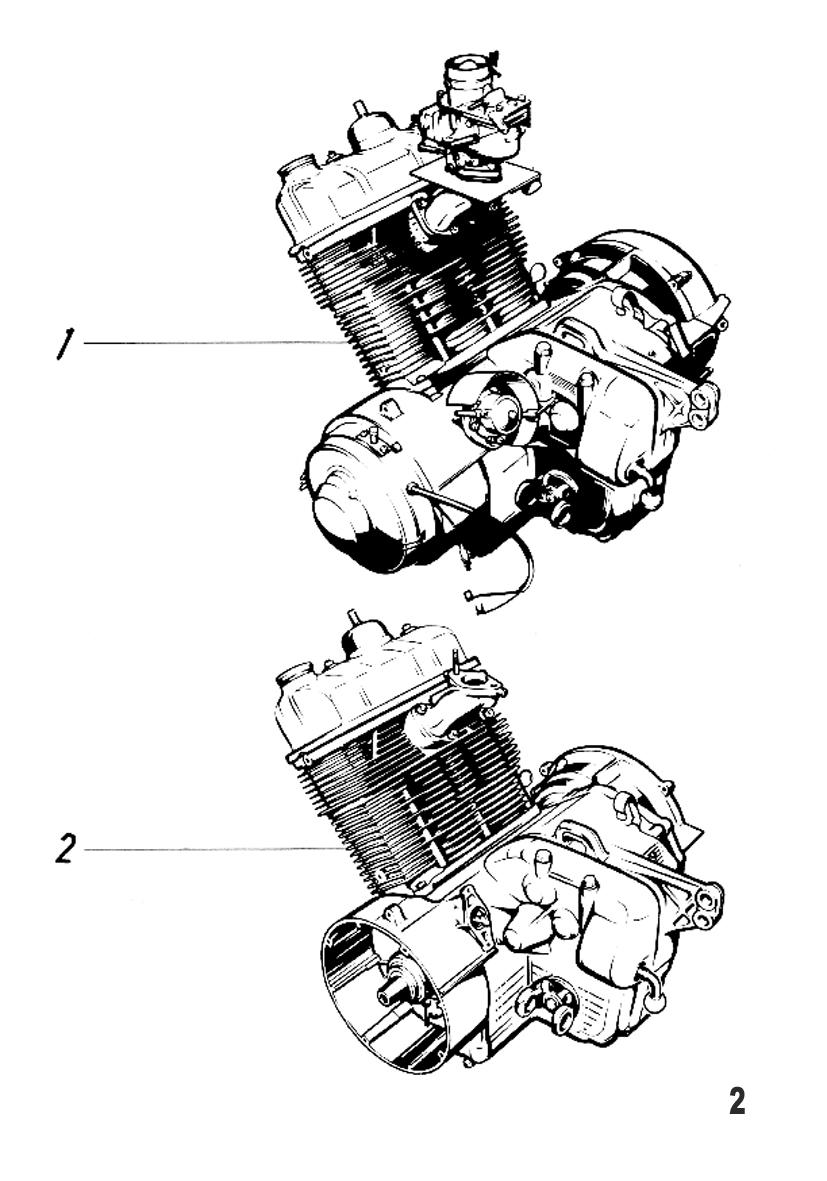 NSU PRINZ   motore