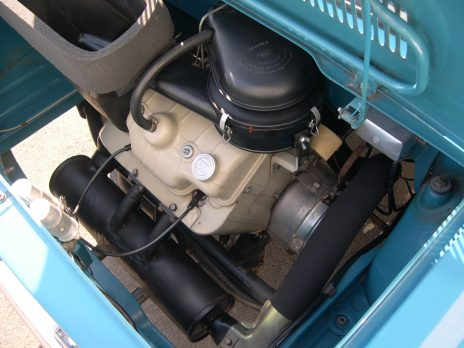 NSU Prinz 4 motore